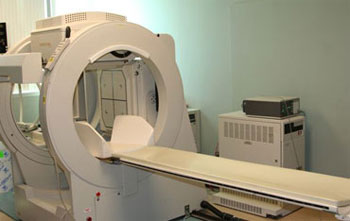 nuclear cardiology test equipment