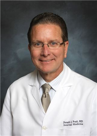 Donald J. Pratt, MD